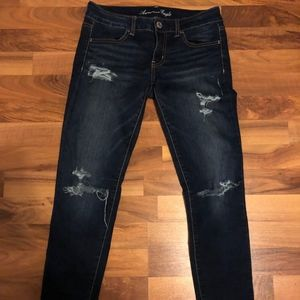 Like New American Eagle Jegging